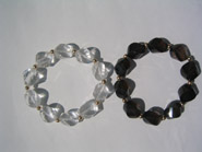 Avenue oval cut stones with GO, bracelets