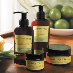 Gilden Tree Spa, Bath & Body products